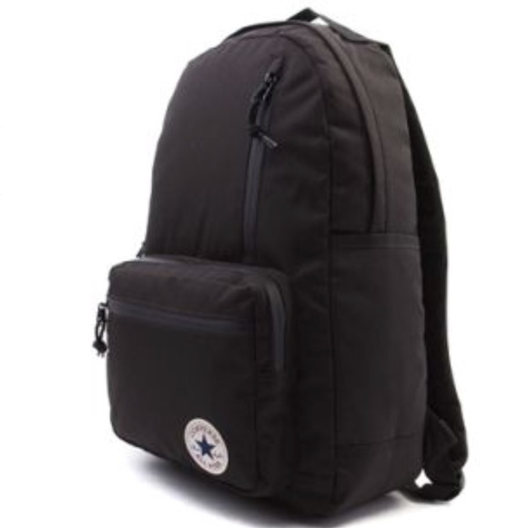 NWT Black Converse Backpack